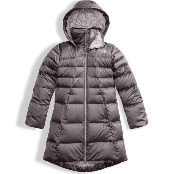 fa2fb5d17 The North Face NEW Elisa Down Hooded Puffer Jacket